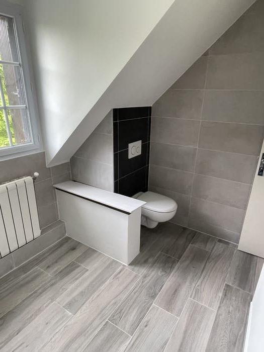 wc salle de bain